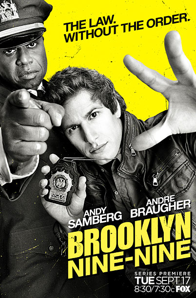 Very stylish. You better watch this comedy or Andre Braugher will beat you. B+