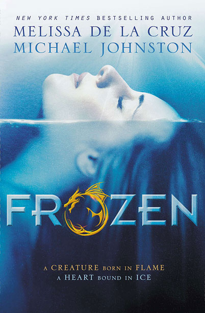 DEFROST MODE The husband-and-wife authors have us clamoring for a sequel with their young adult novel Frozen