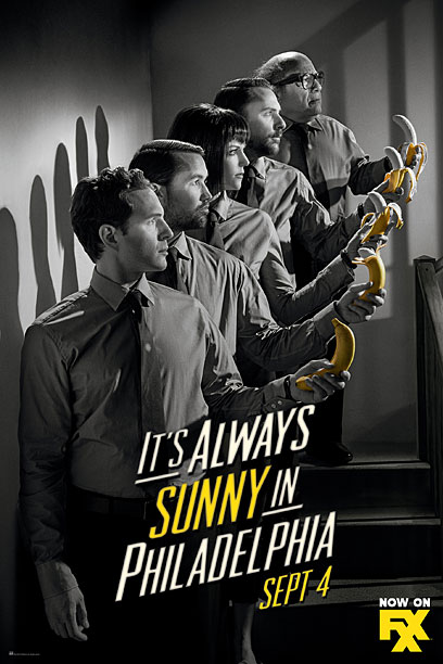 Sunny ads are critic-proof, but this one is really fun. You don't need to know this is an Ingmar Bergman parody to like a poster…