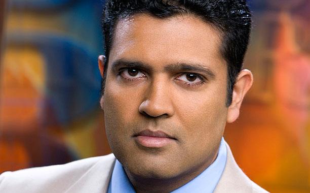 Hari Sreenivasan PBS Newshour