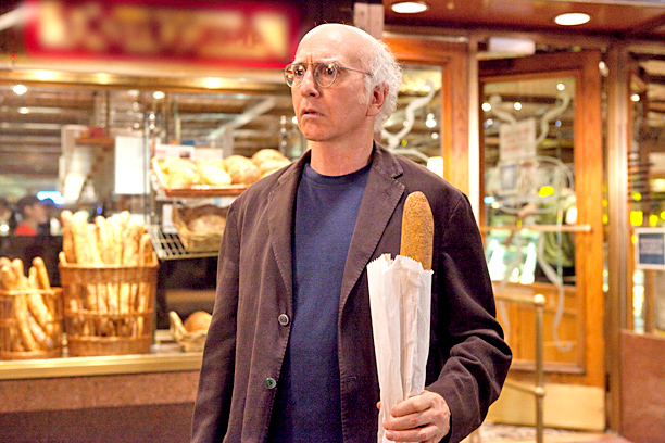 Larry David, Curb Your Enthusiasm | The mundane, inessential-by-design antics of curmudgeonly comic Larry David were hilarious when they were packaged in the form of Seinfeld — and even better when…