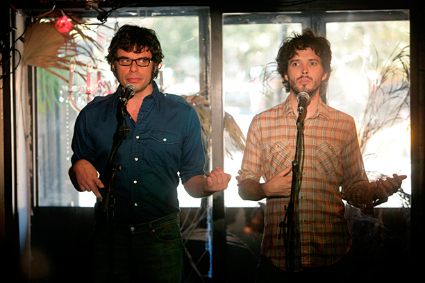 Bret McKenzie, Jemaine Clement, ... | Quirky Kiwis Jemaine Clement and Bret McKenzie called things like they saw them — in song, no less. They brought sexy back with ''Business Time''…