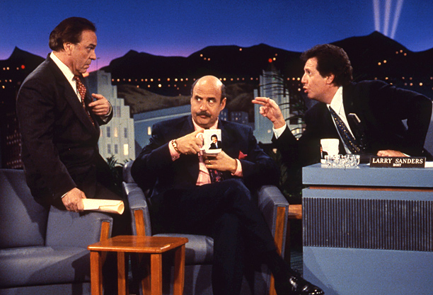 Rip Torn, Jeffrey Tambor, ... | Almost every great comedy of the last two decades looks a lot or a little like Larry Sanders . The show spoofed the rhythms of…
