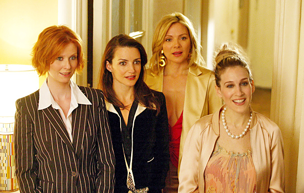 Kim Cattrall, Cynthia Nixon, ... | To be read in the voice-over style of Carrie Bradshaw: When HBO announced a show about the romantic adventures of four single gals in the…