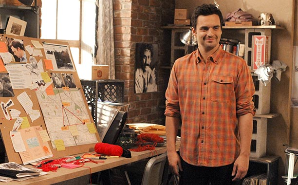 First-time EWwy nominee Jake Johnson ( New Girl ) made Parks and Recreation 's Adam Scott a runner-up for the second year in a row.…