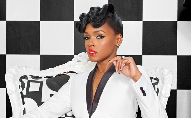 CHECK HER OUT Janelle Monáe's The Electric Lady is full of discotheque-dance and nineties-jam tracks