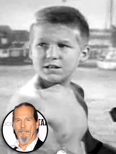 Nepotism isn't always a bad thing. Jeff Bridges booked his first role at 4 months old, thanks to dad Lloyd Bridges' involvement in the 1950…