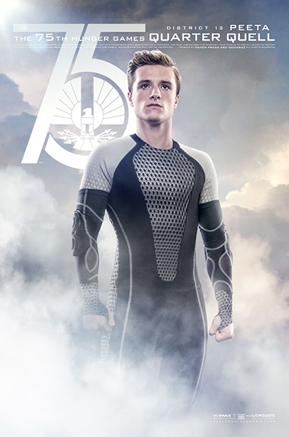 The Hunger Games | The role: Tension over their reality showmance simmered throughout Catching Fire , but absence makes the heart grow fonder as Peeta and Katniss find themselves…