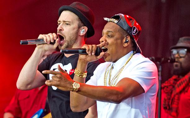 Justin Timberlake Jay Z