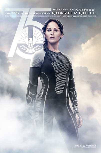 The role: In Catching Fire , Katniss sees that her role in the 74th Hunger Games resonated throughout Panem, and an unexpected development during her…