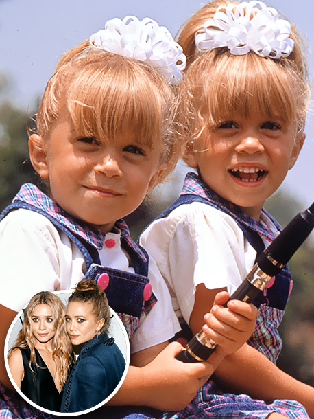 From toddlers to titans. The Olsen twins, who were cast for their joint debut as Full House 's Michelle Tanner at just 6 months old,…