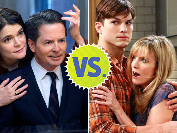 Thursdays at 9:30 p.m. Everybody thinks Michael J. Fox returning to Thursday nights will draw a crowd — initially. Two and a Half Men is…