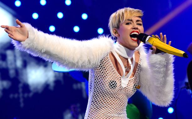 Miley Cyrus Iheartradio