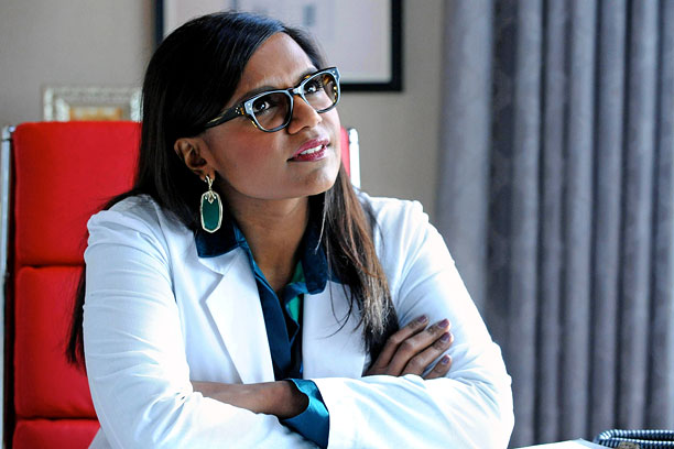 The Office's Kelly Kapoor is a tough act to follow. But as Dr. Mindy Lahiri — the romance-loving, quick-witted, snarky doctor — Kaling found a…