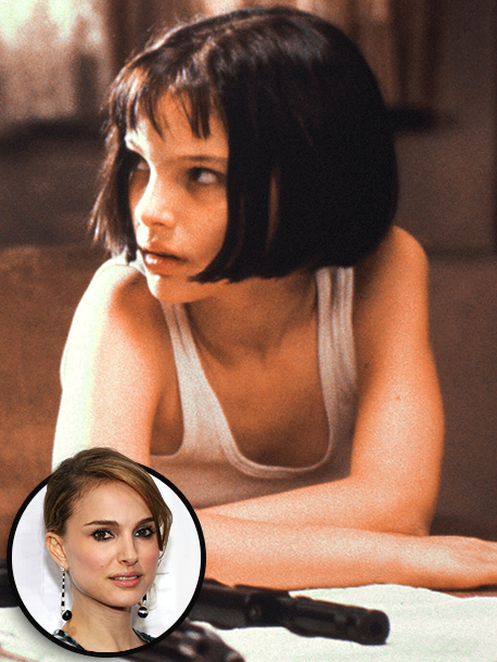 Natalie Portman | Spotted in a Long Island pizza parlor at age 11 by a modeling rep, Portman landed the role of an assassin's sad-eyed sidekick in 1994's…