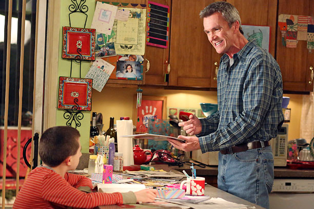 Neil Flynn plays Your Dad on The Middle . Not A dad. YOUR dad. He wants life to be simple but it never is. He…