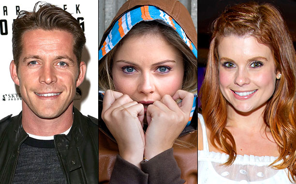 Fresh Face: Sean Maguire, Rose McIver, and JoAnna Garcia-Swisher) Last Big Role: Criminal Minds for Maguire; Power Rangers RPM for McIver; Animal Practice for Garcia-Swisher…