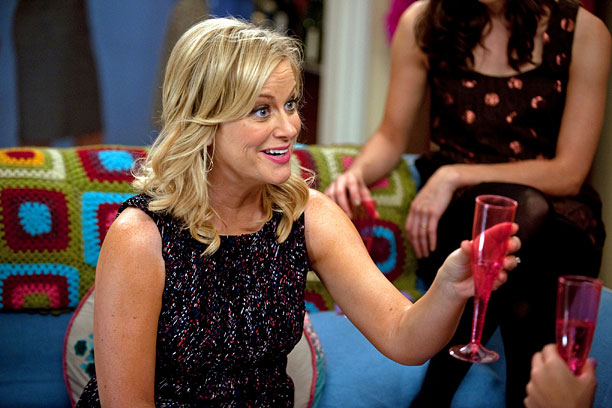 It's a rare comedy that makes you cry because you believe in a couple's love that much , but Parks and Rec did it (again)…