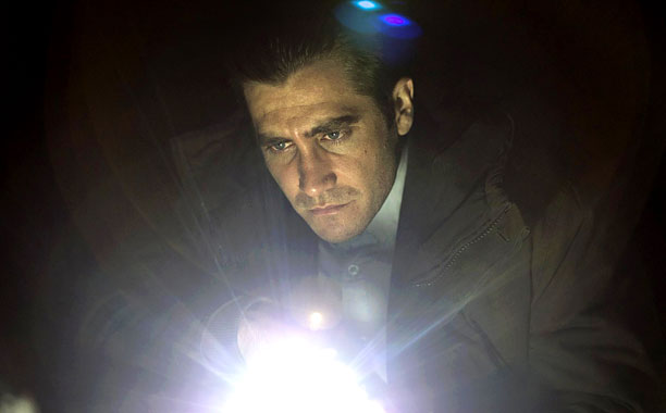 SEEING THE LIGHT Jake Gyllenhaal delivers a stirring performance as the rough and tumble Detective Loki in Prisoners