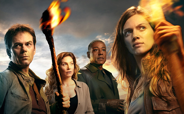 Similar Sophomore Series: Falling Skies, Heroes Lessons Learned: In Revolution 's finale, Aaron (Zak Orth) managed to switch on the power — but will it…
