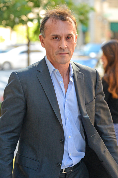 Robert Knepper | The role: Antonius does not actually appear in Suzanne Collins' novel, but we've got some theories about what role he might play in the Hunger…