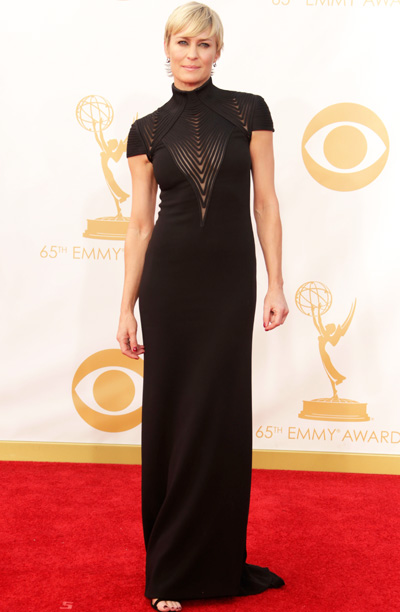 Robin Wright in Ralph Lauren Collection