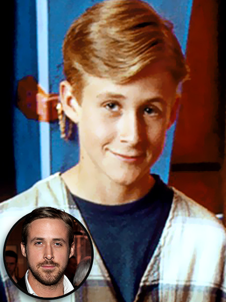 Ryan Gosling | Hey girl. Gosling got his first big break at age 12 on TV's The Mickey Mouse Club (along with castmates Justin Timberlake, Christina Aguilera, Britney…
