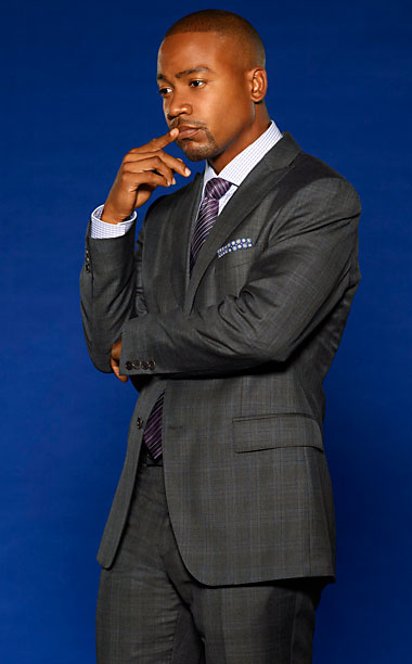 Harrison Wright (Columbus Short), Scandal