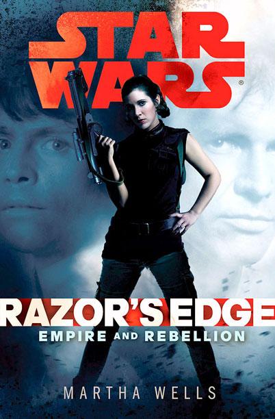 STAR WARS RAZORS EDGE