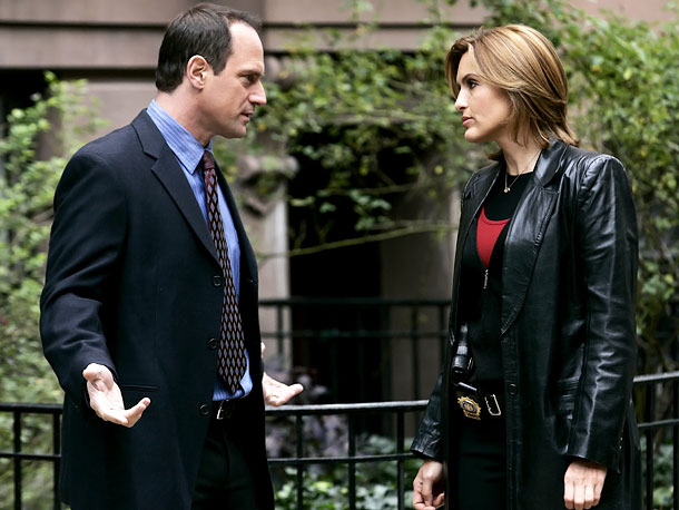 Law & Order: SVU (1999-2011) The sheer number of fan videos that have been made 'shipping two detectives who investigate sex crimes is evidence enough…