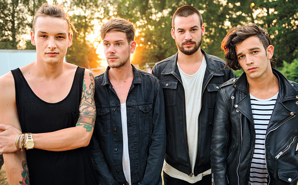 COOL BRITANNIA Newcomers The 1975 dish out big pop-rock tunes on their self-titled debut