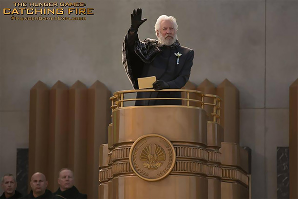 The Hunger Games, The Hunger Games: Catching Fire