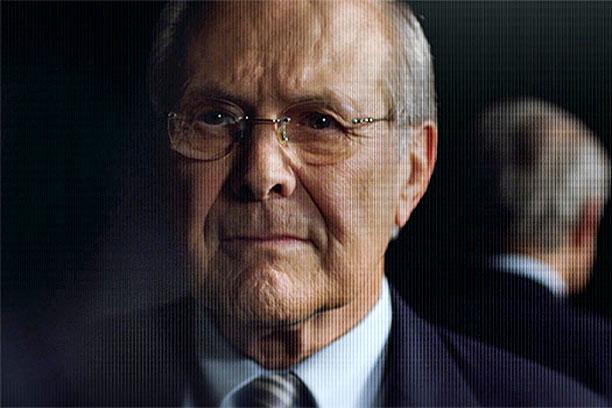 Toronto International Film Festival   Starring Donald Rumsfeld Director Errol Morris, who helped redefine Vietnam-era Secretary of Defense Robert McNamara with The Fog of War , turns his camera on…