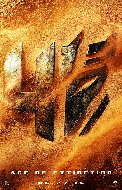 TRANSFORMERS AGE EXTINCTION