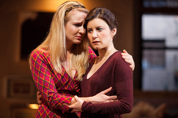 WOMEN OR NOTHING Halley Feiffer and Susan Pourfar
