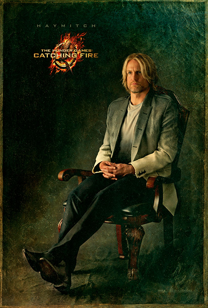 The role: Crafty and calculating, Haymitch proves to be much more than a washed-up drunk by the end of Catching Fire . Those talents become…