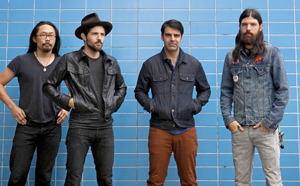 Avett Brothers Publicity