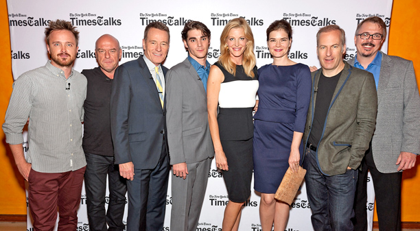 Breaking Bad Cast 02
