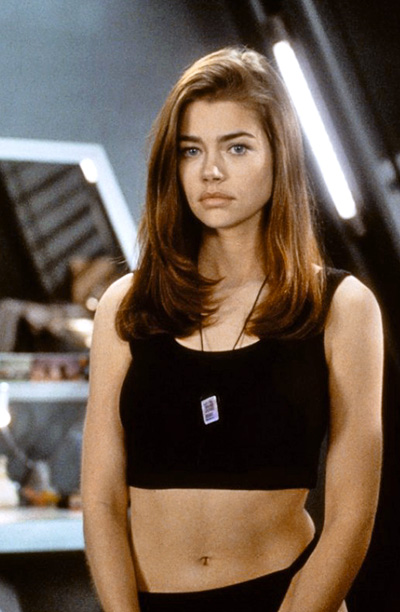 You better look like Denise Richards if you're going to play a selfish careerist who breaks her sweet boyfriend's heart. We're not even saying Johnny…