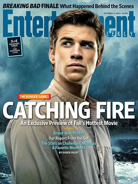 The Hunger Games: Catching Fire | For more of EW's exclusive window into the making of The Hunger Games: Catching Fire , pick up this week's issue on newsstands or buy…