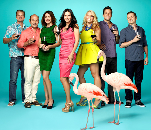 Premieres: Tuesday, Jan. 7 at 10 p.m. ET on TBS Stars: Courteney Cox, Busy Philipps, Christa Miller, Josh Hopkins What To Expect: Laurie (Philipps) and…