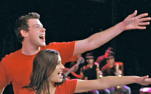 Glee, Cory Monteith | From ''Pilot'' (season 1, episode 1) The song that kicked off a pop-culture phenomenon featured lead vocals by Finn and his powerhouse lady love Rachel.…