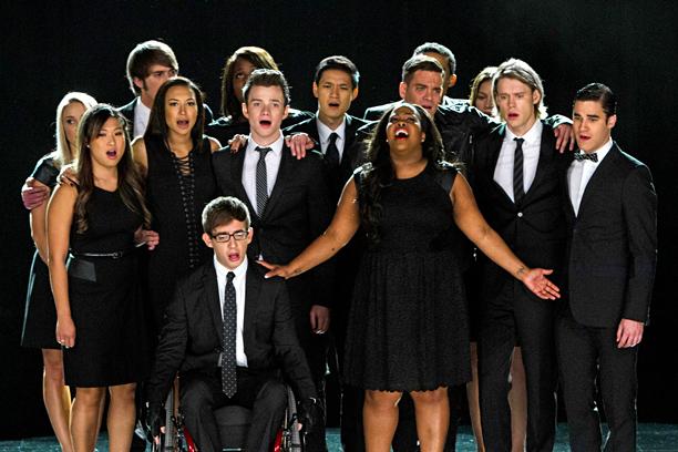 Glee Farewell To Finn