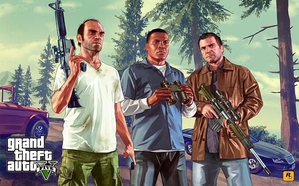 Grand Theft Auto 5 PS