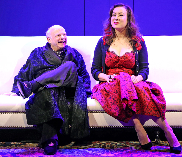 GRASSES OF A THOUSAND COLORS Wallace Shawn and Jennifer Tilly