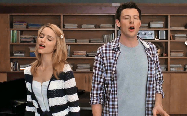Glee, Cory Monteith   From ''Rumours'' (season 2, episode 19) Choir room performances allowed the kids to work through their high school angst in song. So when Quinn and…