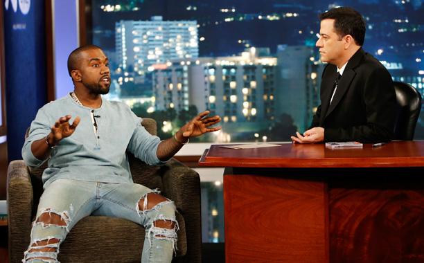 Kanye Kimmel