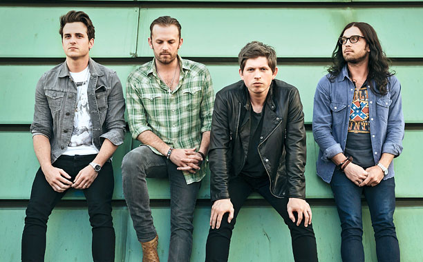 A LONG REIGN The Kings of Leon are back with their sixth album, Mechanical Bull