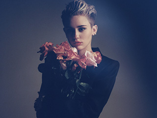 FLOWER POWER Miley Cyrus' new album is more than just publicity, it's fantastic.