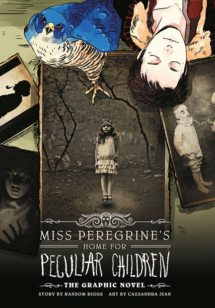 MISS PEREGRINES GRAPHIC NOVEL